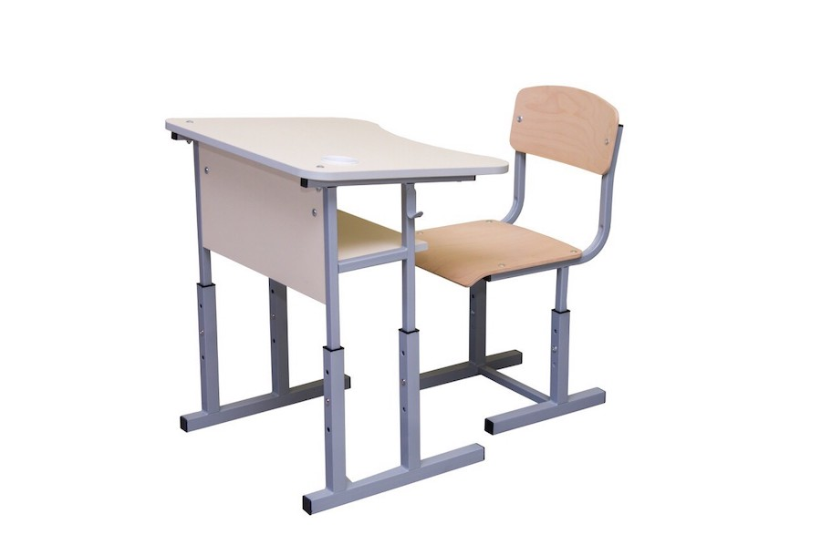 Новый комплект школьной мебели «Новая школа»