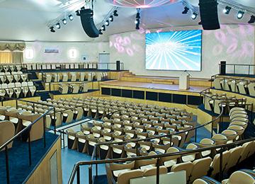 Конференц-зал гостиничного комплекса «ODESSA», Одесса