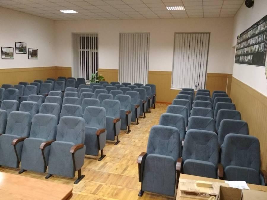 Виготовлено 91 крісло для Районної адміністрації міста Василькова