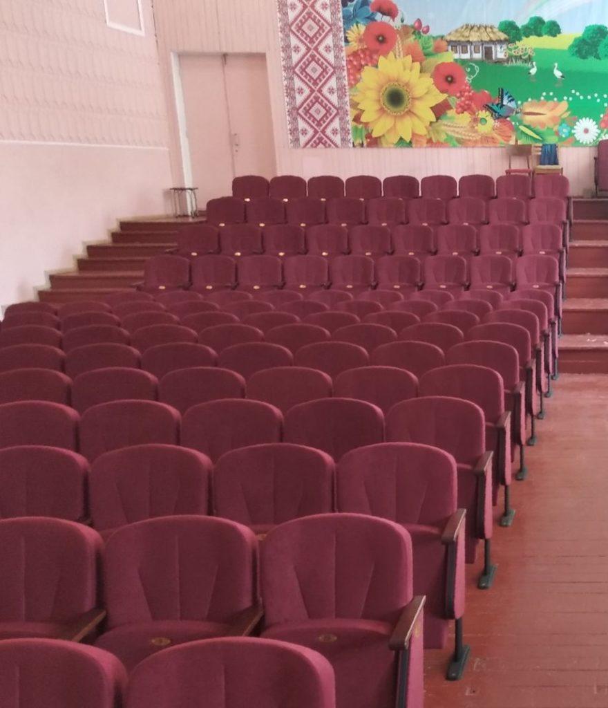 Для Центру дитячої творчості в Кривому Розі виготовлено 290 крісел Лідер