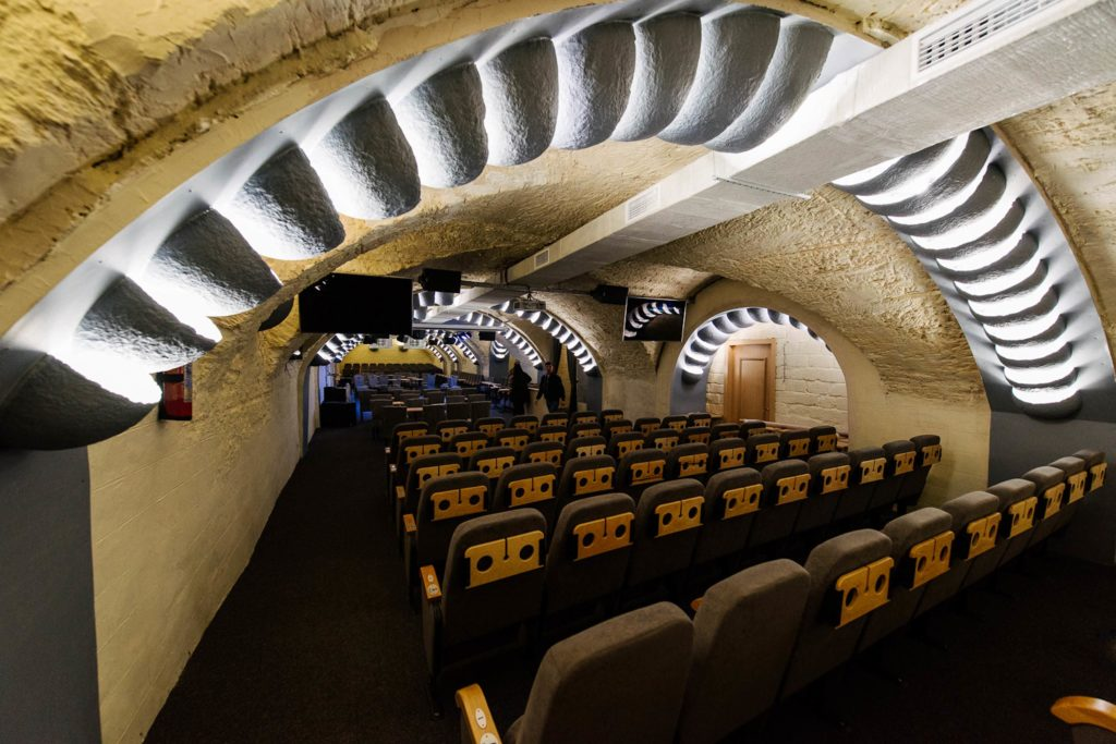 У центрі Одеси відкрився концертний зал-трансформер на 350 посадочних місць