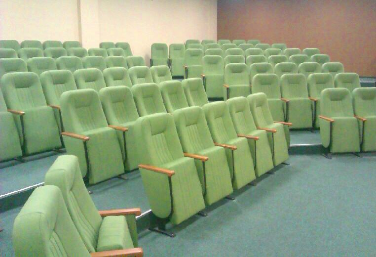 Обладнаний конференц-зал торгово-промислової групи компаній «FOZZY group», м. Київ