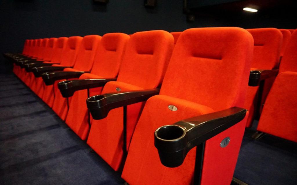 Новий проект у Польщі: 156 крісел для кінотеатру в Острув-Мазовецьке