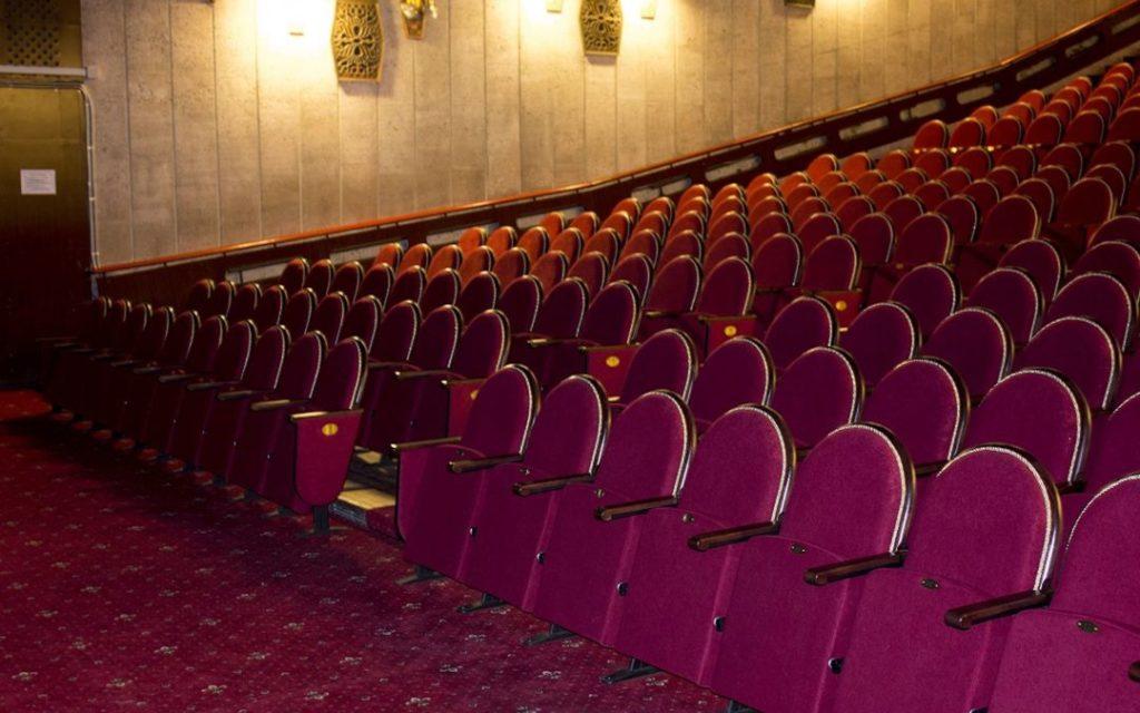 Циганський театр в Києві замовив 434 театральних крісла у меблевої фабрики Прем'єра
