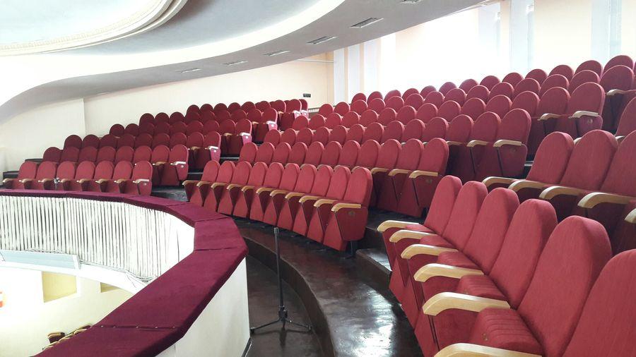 У Дніпропетровській філармонії ім. Леоніда Когана оновлений великий концертний зал