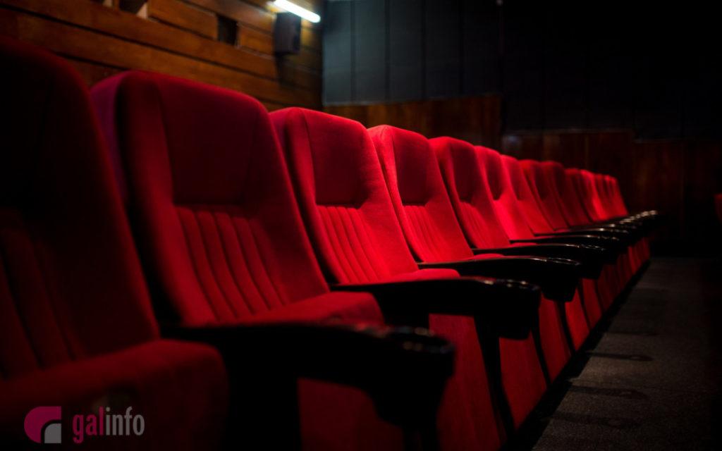 У Львівському кіноцентрі (Lviv Film Center) оновили кінозал на 176 місць
