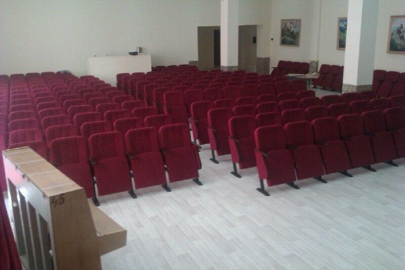 Завершено проект з облаштування концертного залу Богуславського гуманітарного коледжу