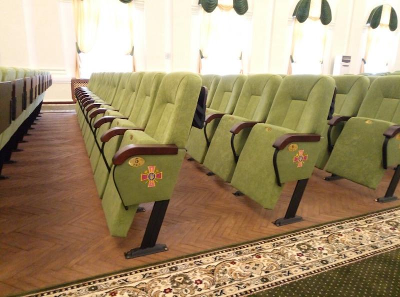 Министерство обороны Украины, Киев