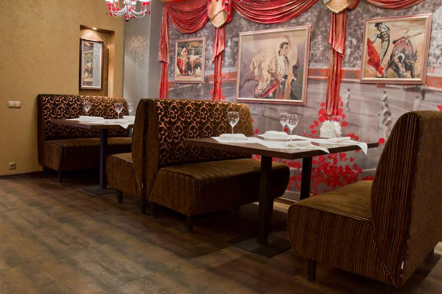 Ресторан «Эстадио», Харьков