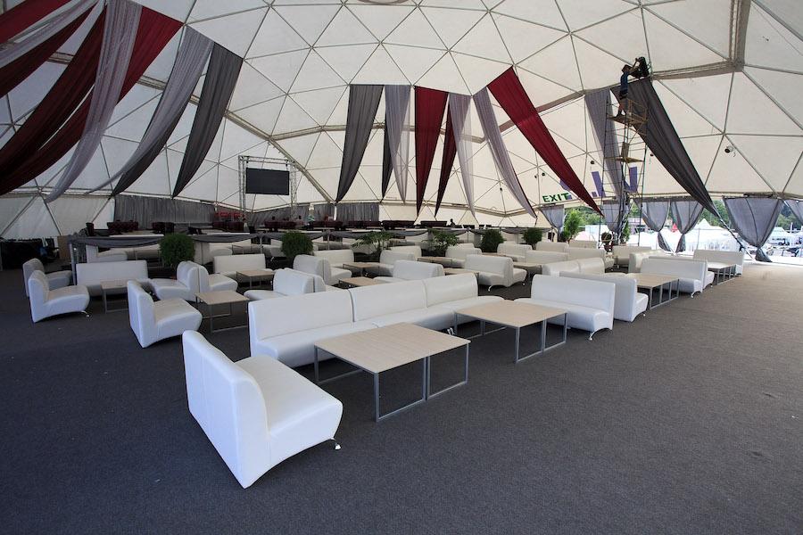 VIP зона Евро-2012, Харьков