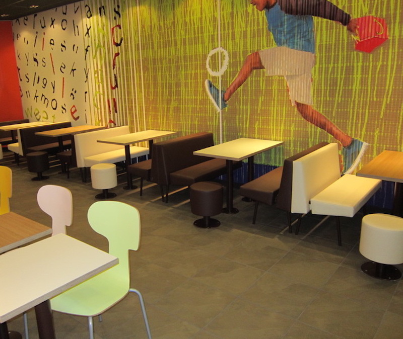 Ресторан McDonalds, Херсон