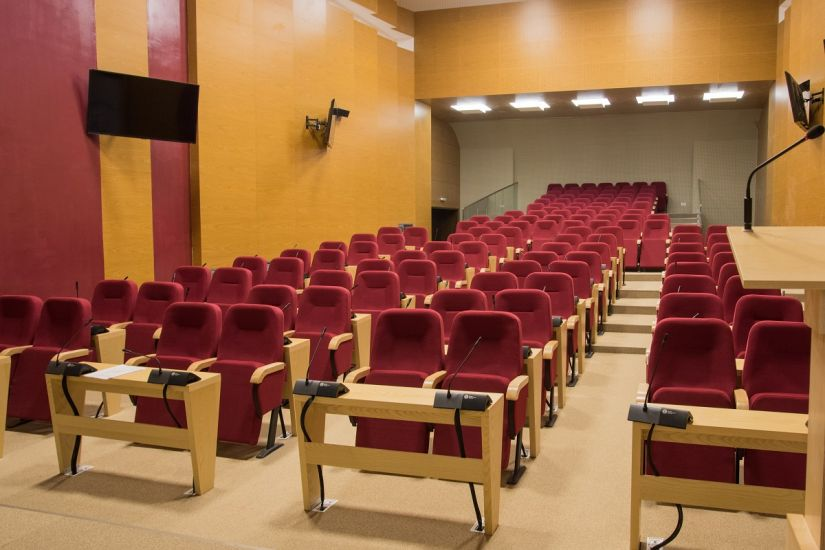 Зал заседаний, Бухарест, Румыния