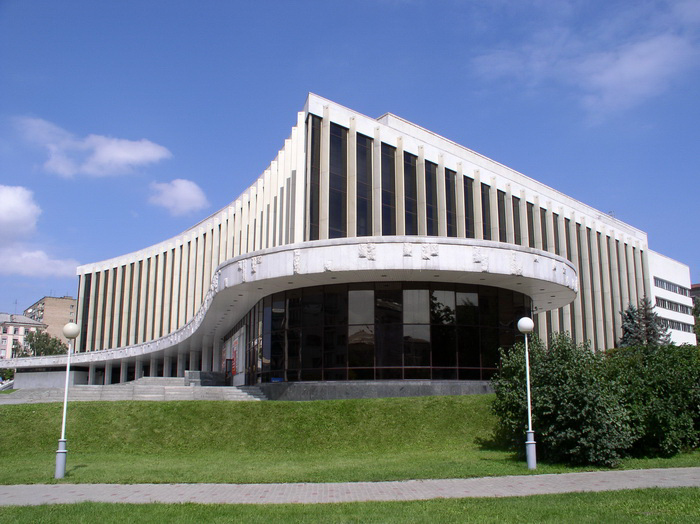 Руководство Национального Дворца «Украина» выбрало поставщика на замену кресел в концертном зале