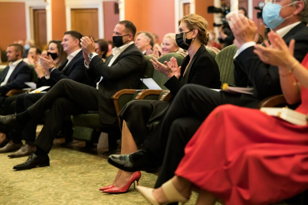 Национальный драматический театр имени Ивана Франко отмечает 100-летний юбилей