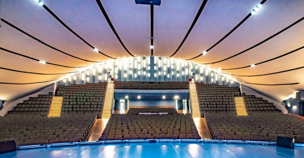 Кино-концертный зал «Украина», Харьков